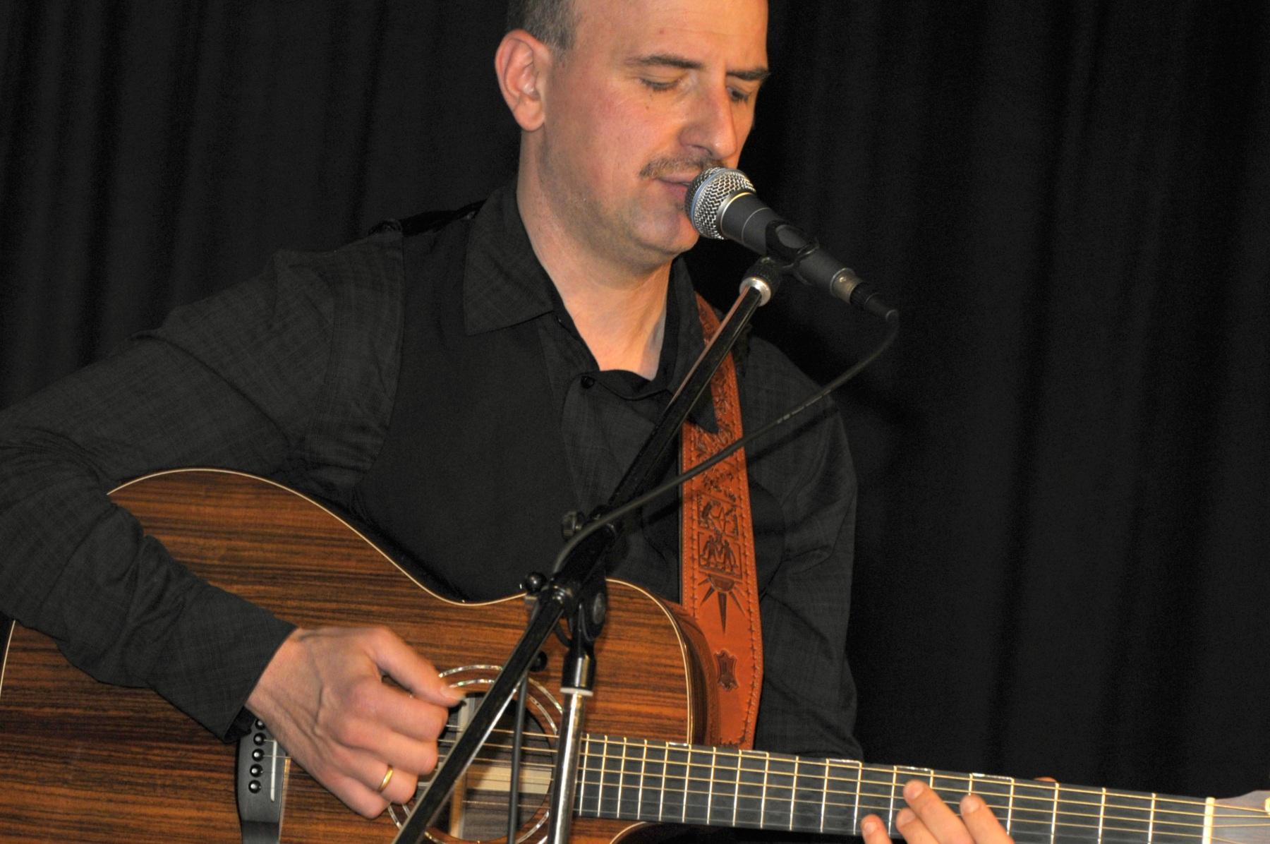 2008 auf der Alemannischen Bühne Freiburg